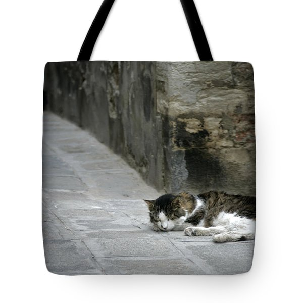 Forty Winks Tote Bag