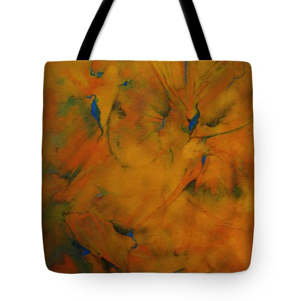 Fossils Birds And Butterflys Tote Bag