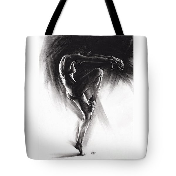 Fount II Tote Bag by Paul Davenport