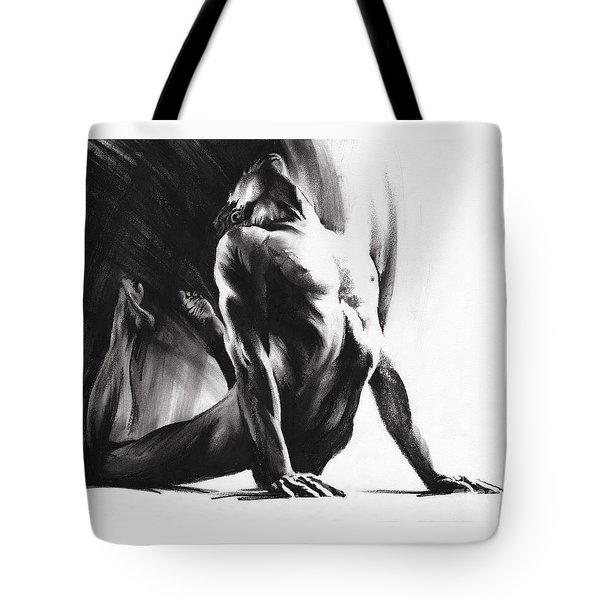 Fount Ill Tote Bag by Paul Davenport