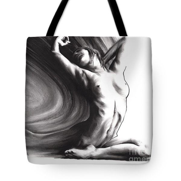Fount Iv Tote Bag by Paul Davenport