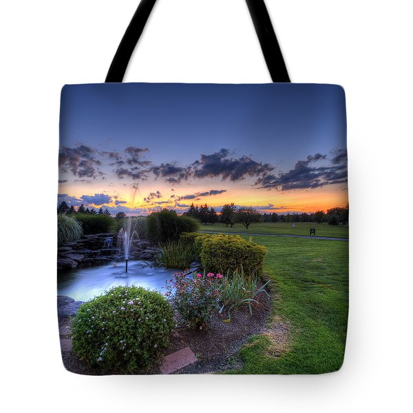 Salem Ohio Golf Tote Bag