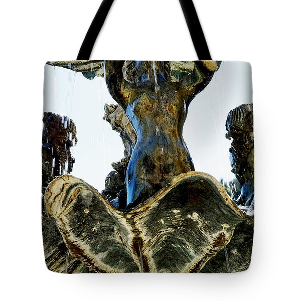 Fountain Of Youth II Tote Bag