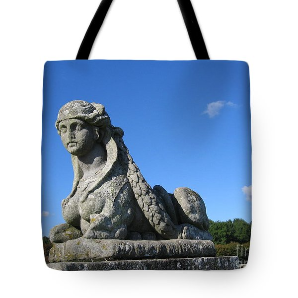 Fountainebleau Twin1 Tote Bag
