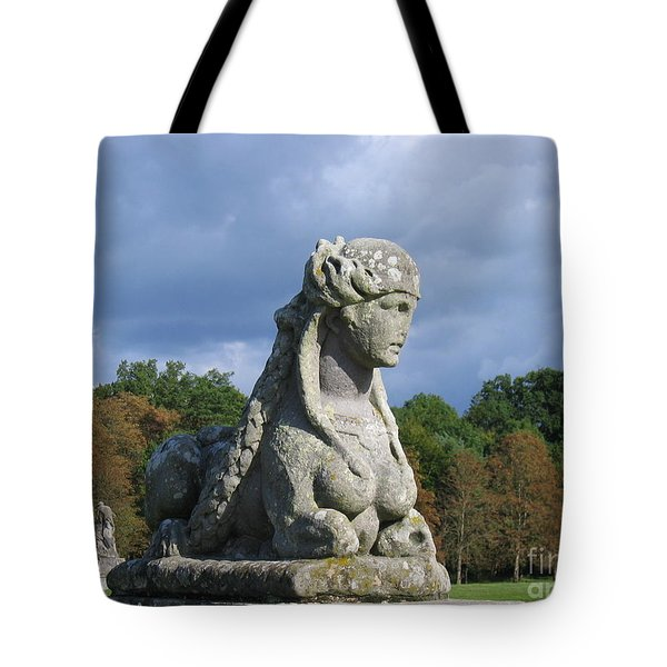Fountainebleau Twin2 Tote Bag