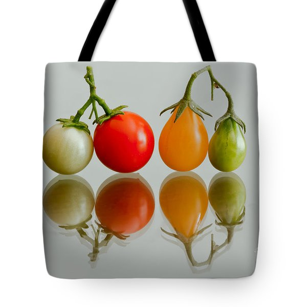 Tote Bag featuring the photograph Four Of The Kinds by Jonathan Nguyen