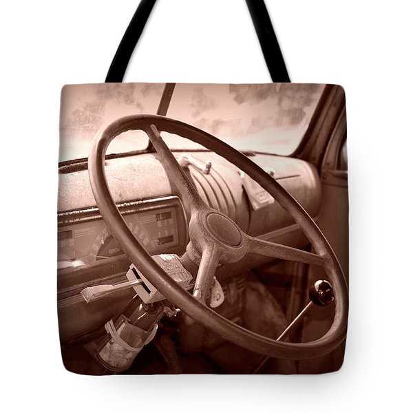 Four On The Floor Tote Bag