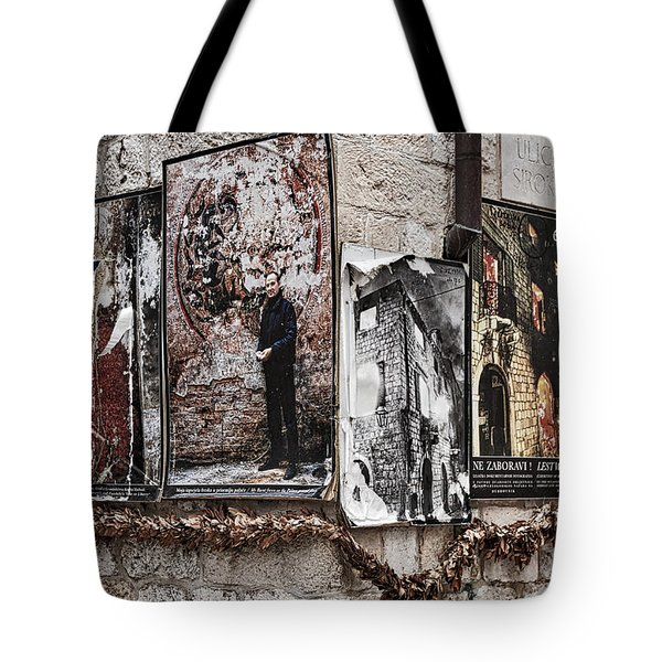 Four Posters Tote Bag