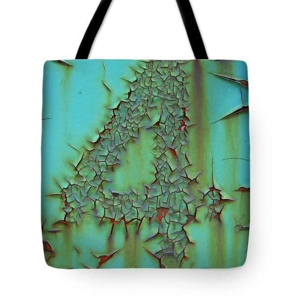 Four Tote Bag by Ramona Johnston