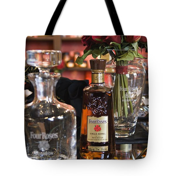 Four Roses Single Barrel - D008612 Tote Bag