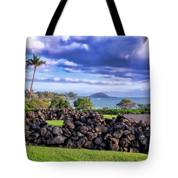 Four Seasons 112 Tote Bag by Dawn Eshelman