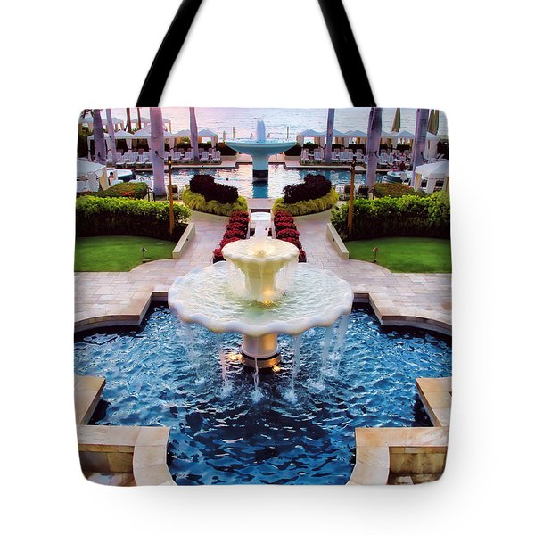 Four Seasons 50 Tote Bag by Dawn Eshelman