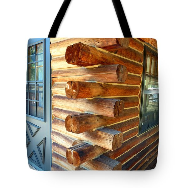 Foursquare Tote Bag by Lauren Leigh Hunter Fine Art Photography
