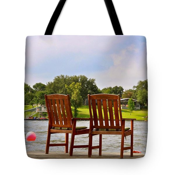 Fourth Of July Vacation Tote Bag