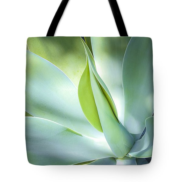 Fox Tail Agave Tote Bag