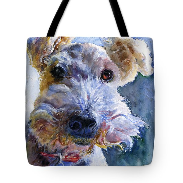 Fox Terrier Full Tote Bag
