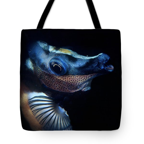 Foxface Rabbitfish Tote Bag