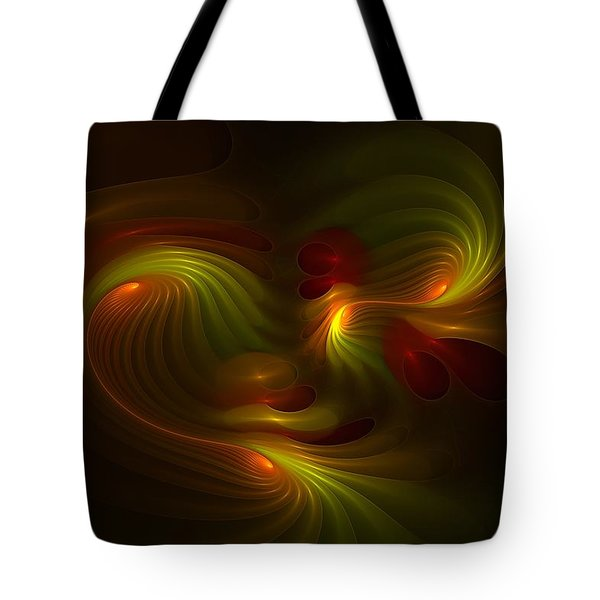 Foxhole Fysix -- Kinesia Tote Bag
