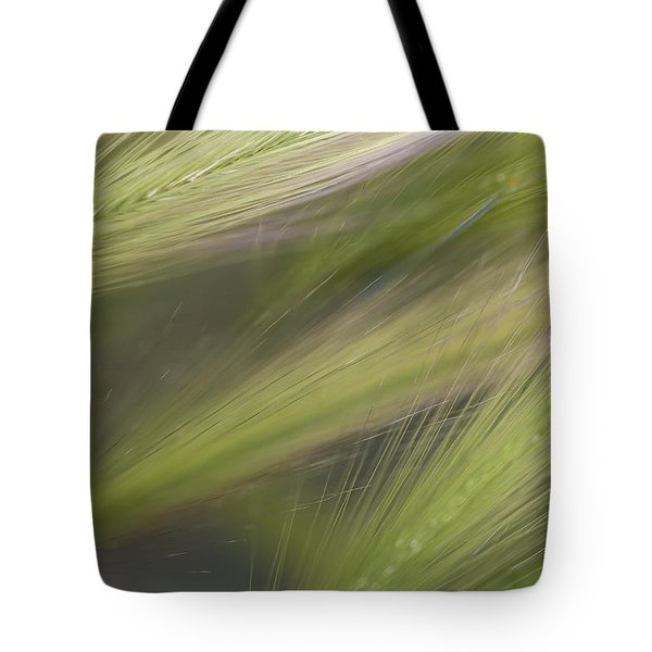 Foxtail Fans Tote Bag