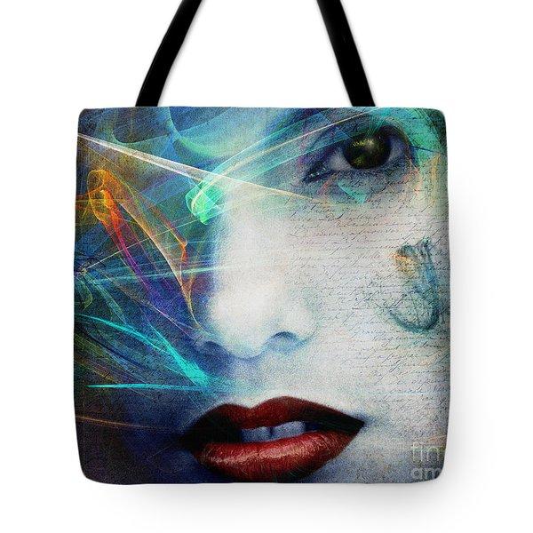 Fragrance Of Love Tote Bag
