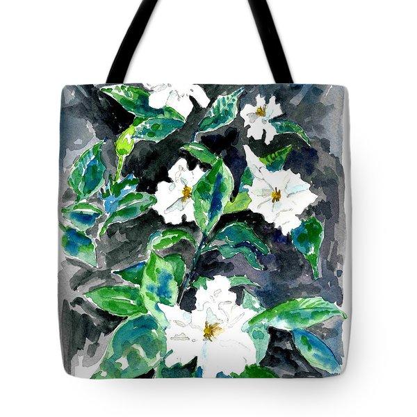Fragrant Beauty  Tote Bag