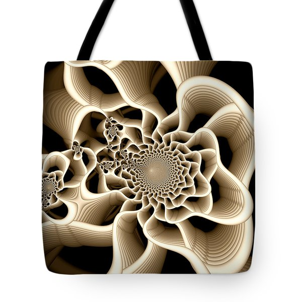 Frail Tote Bag by Kevin Trow