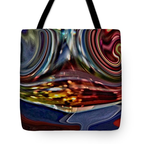 Tote Bag featuring the photograph Frame Of Mind by Nick David