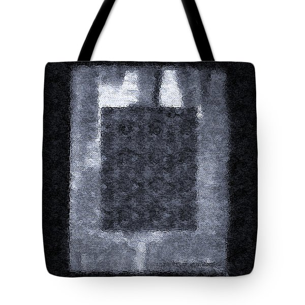 Framed And Betrayed Tote Bag by Lenore Senior