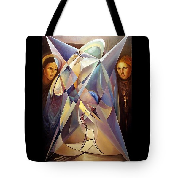 Frames Mover Or Light Fighter Tote Bag by Mikhail Savchenko