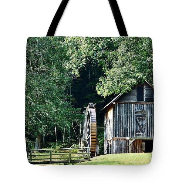 Frances Mill Tote Bag