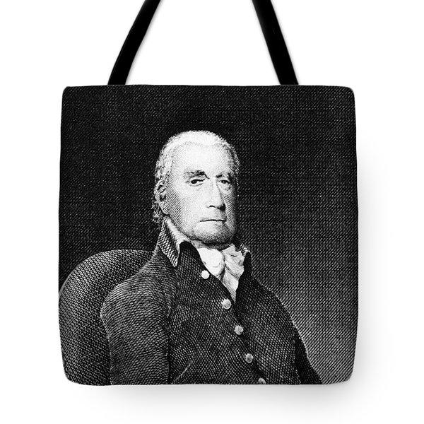 Francis Lewis (1713-1803) Tote Bag by Granger
