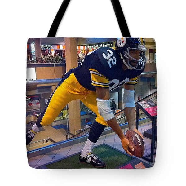 Franco's Immaculate Reception Tote Bag
