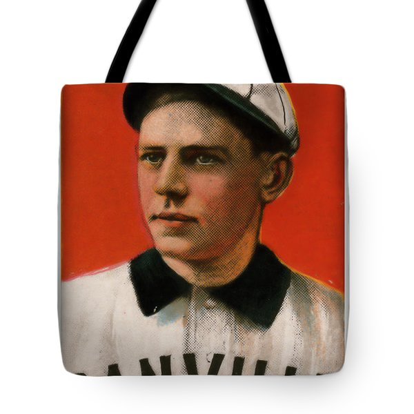 Frank King  Tote Bag