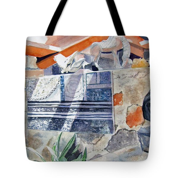 Frank Lloyd Wright Taliesin West 2 Tote Bag