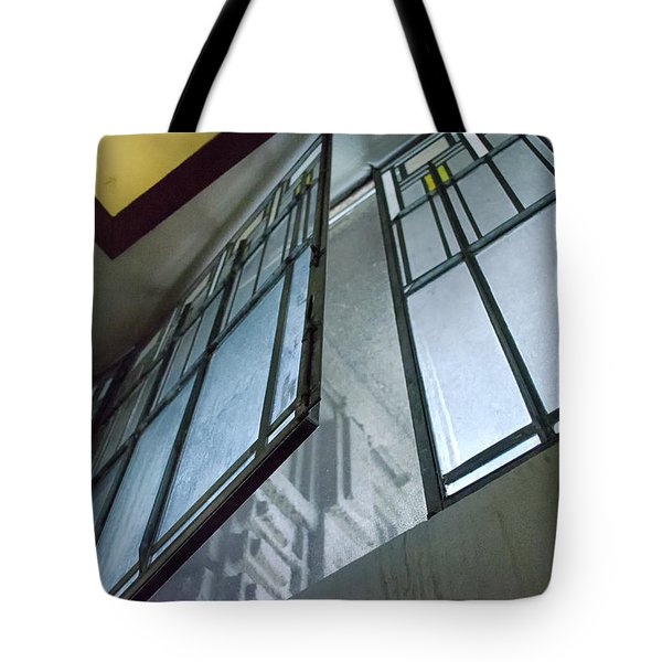 Frank Lloyd Wright's Open Window Tote Bag