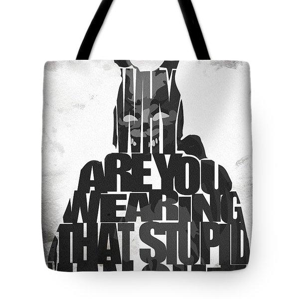 Frank The Rabbit - Donnie Darko Tote Bag