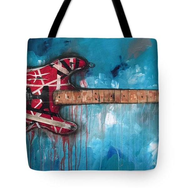 Frankenstrat Tote Bag