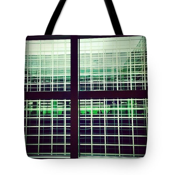 Frankfurt Airport #iphoneography It's Tote Bag by Aleck Cartwright