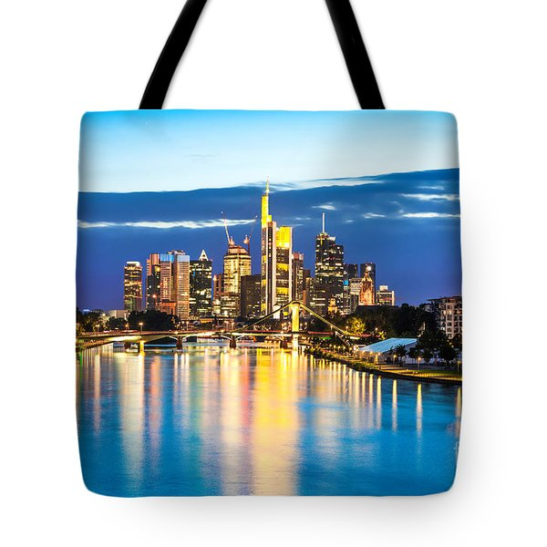 Frankfurt Am Main Tote Bag