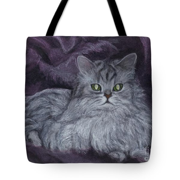 In Memory Of Frasier  Tote Bag