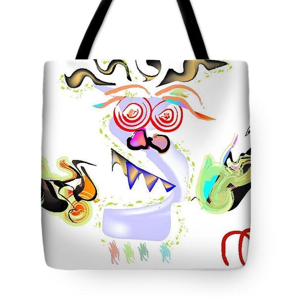 Frazzalicious Tote Bag