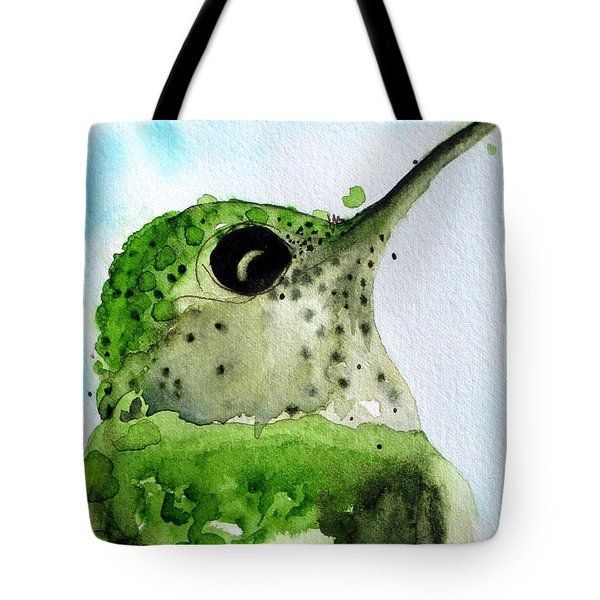 Freckles Tote Bag by Dawn Derman