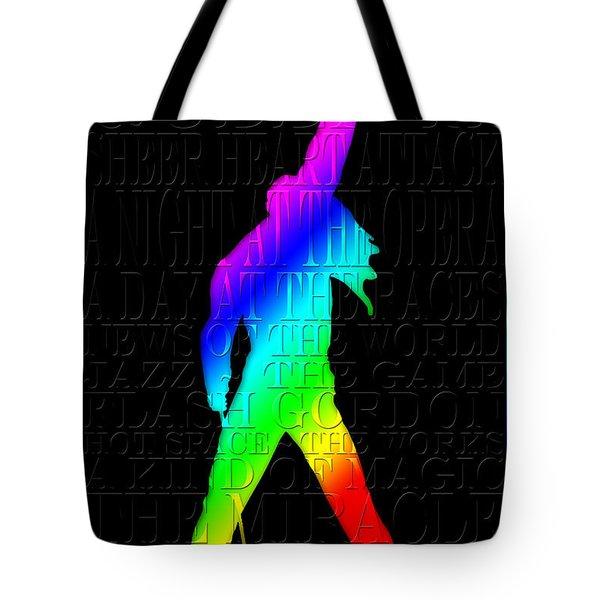 Freddie Mercury 2 Tote Bag
