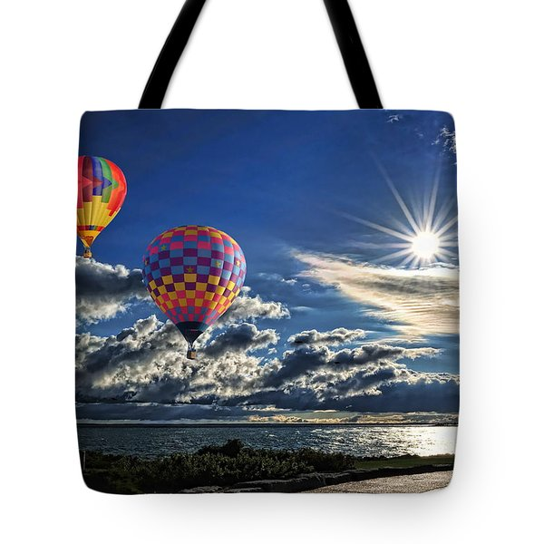 Free As A Bird Tote Bag by Andrea Kollo
