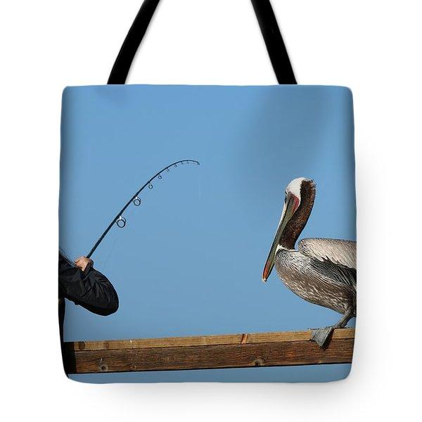 Free Dinner  Tote Bag