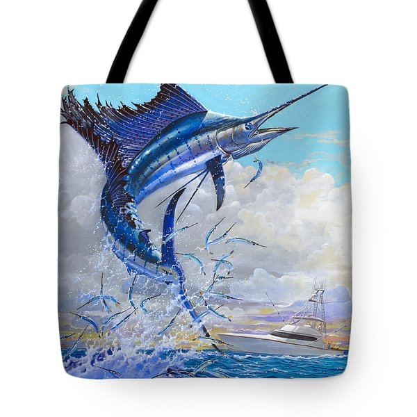 Free Jumper Off00152 Tote Bag by Carey Chen