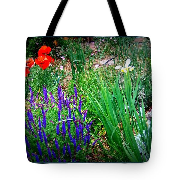 Free To Be Wild Tote Bag by Bobbee Rickard