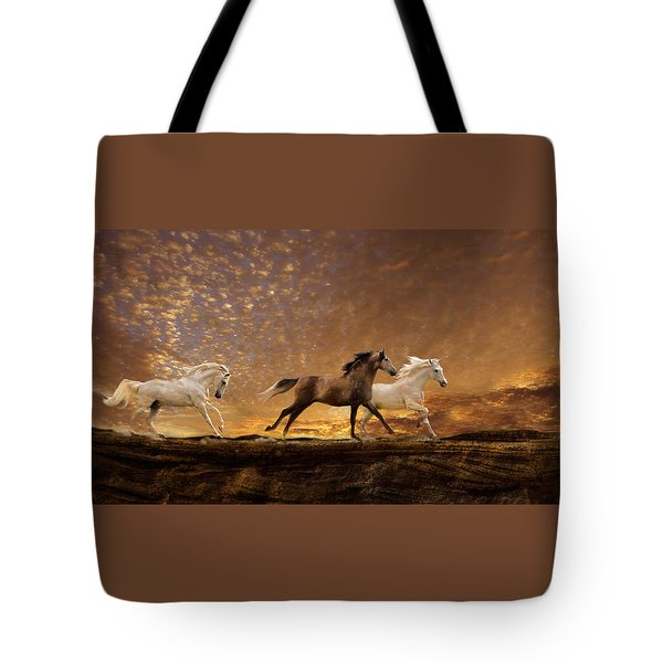 Freed Spirits Tote Bag