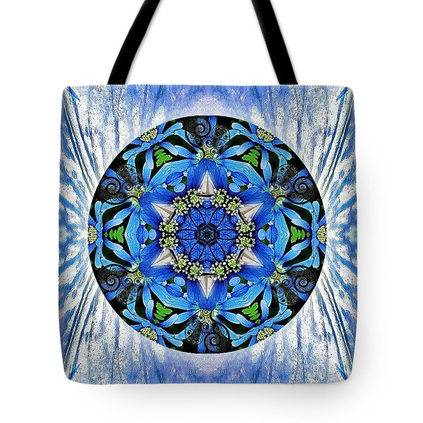 Freedom And Love Tote Bag