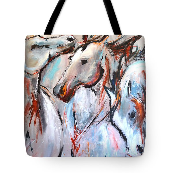 Freedom Tote Bag by Cher Devereaux